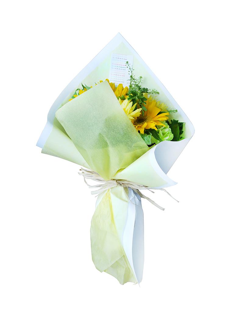 【2021年夏限定ブーケ】Bouquet d'ete -夏のブーケ-|Sサイズ|選べるラッピング