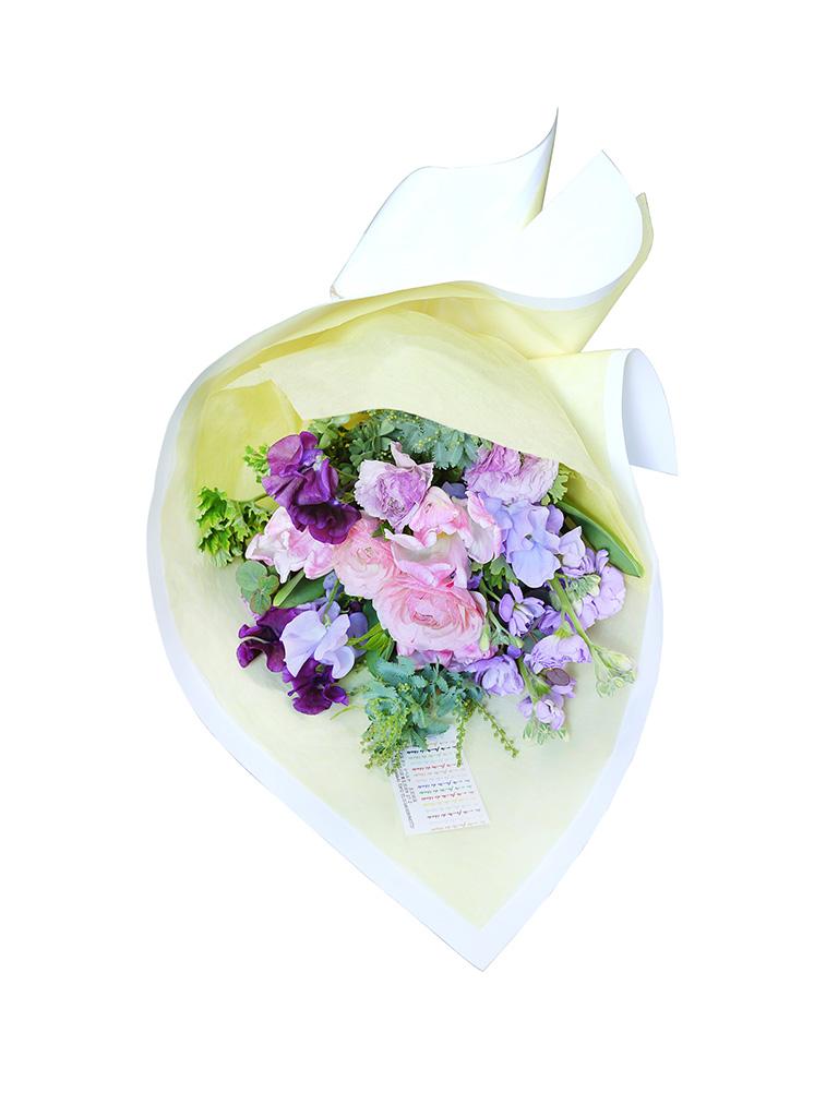 【1月・2月限定ブーケ】Bouquet du printemps -春のブーケ-|Lサイズ