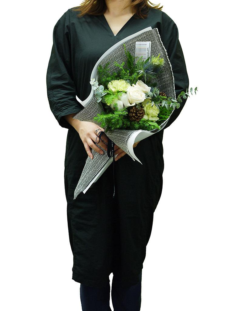 【クリスマス限定商品】Bouquet d'hiver -ブーケディヴェール-|ブーケ