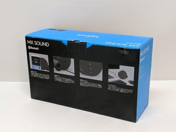 プレミアム Bluetooth スピーカー ロジクール MX SOUND ZX1000   【ほぼ未使用品】