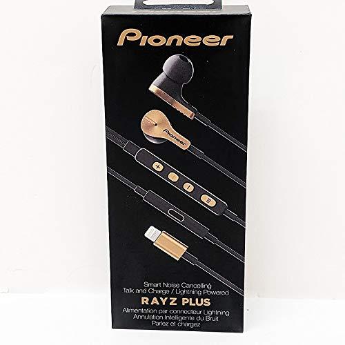 ノイズキャンセリング ヘッドホン イヤフォン Pioneer RAYZ Plus SE-LTC5R-T  【未使用品】