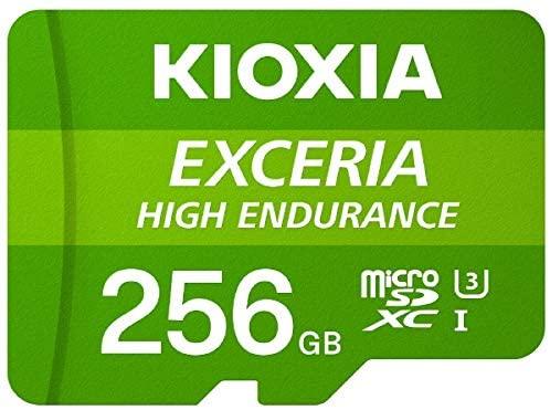 メモリカード KIOXIA 256GB UHS-I対応 Class10 microSDXC KEMU-A256G 【新品】