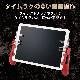 ゲーミンググリップ 6ボタン エレコム elecom スマホゲーム タブレット用 コントローラー レッド P-GMGT6B01RD  【新品】