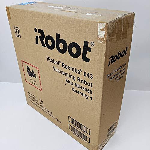 ロボット掃除機 アイロボット iRobot ルンバ 643 R643060 【未使用品】