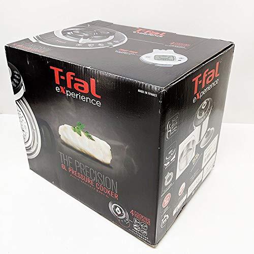 圧力鍋 T-fal ティファール  6L IH対応 エクスペリエンス P4590744 【未使用品】