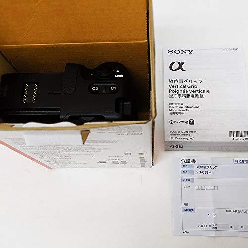 縦位置グリップ ソニー SONY  VG-C3EM  未使用品