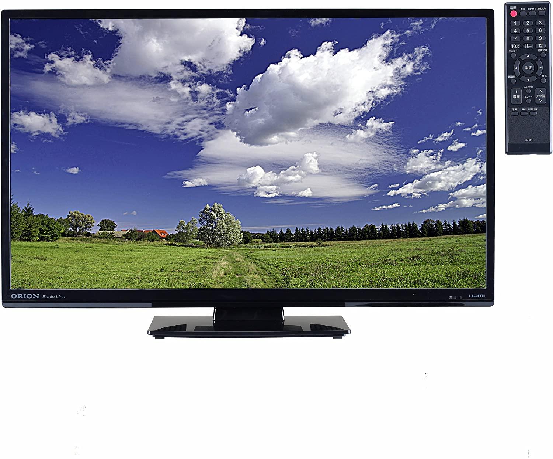 液晶テレビ 24型 24インチ ORION オリオン ハイビジョン LK-241BP 【未使用品】