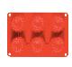 シリコン カヌレ型 キャンドルモールド