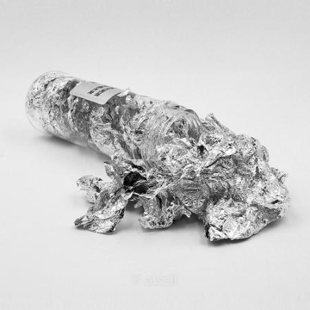 キャンドル用 金箔 銀箔 大容量2000mg 安心の食品グレード