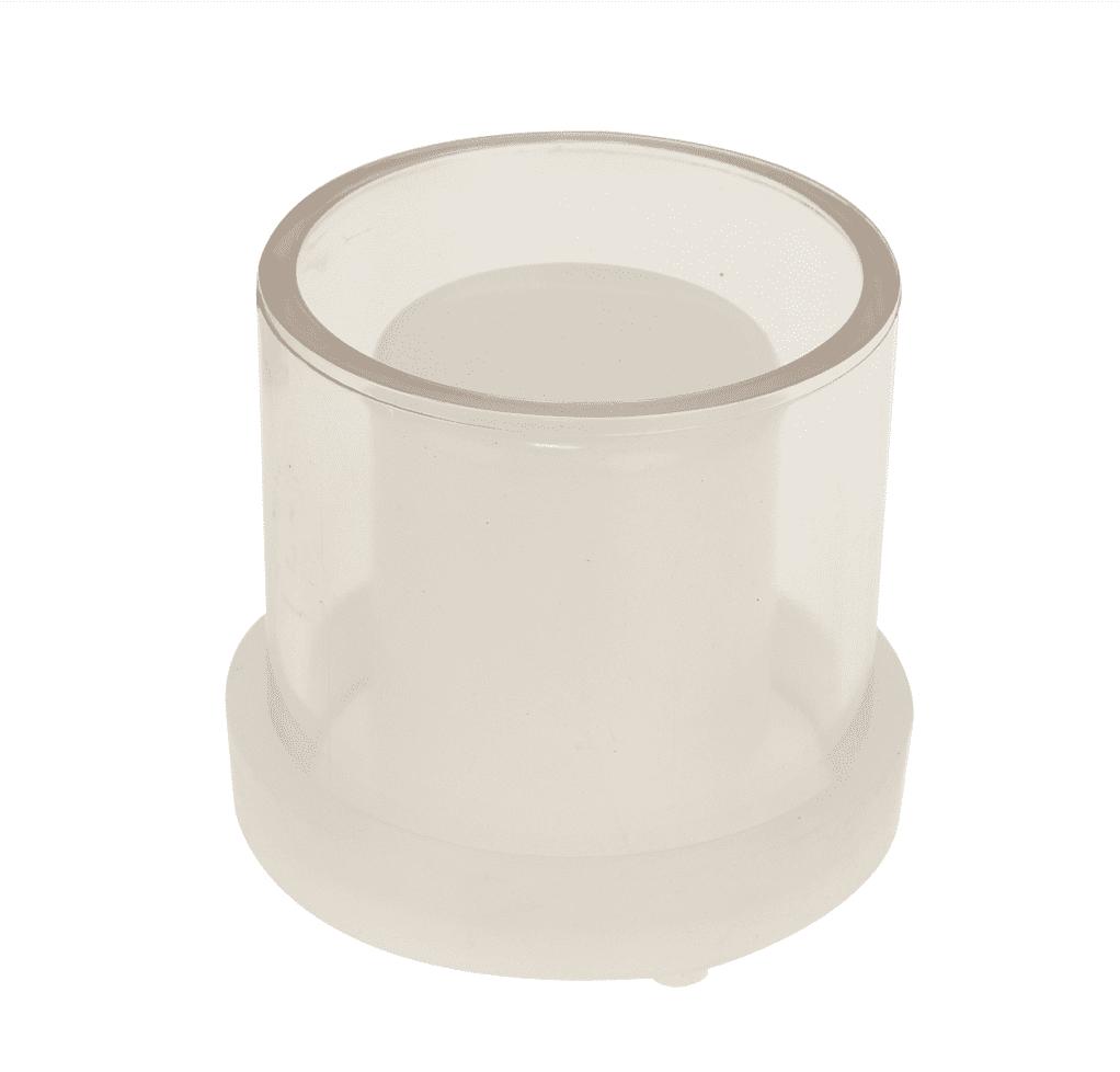 ランタン型 円柱 中空タイプ キャンドルモールド