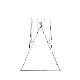 ピラミッド型 直径8cm×高さ9cm