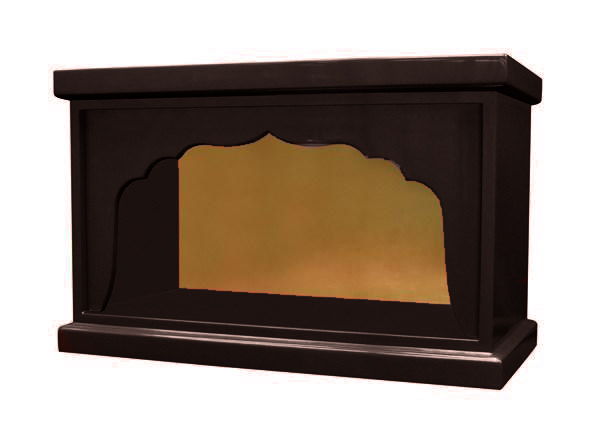 【受注生産品、限定サイズの特価品】箱型 幅広厨子 幅58センチNO.2 色は3色(黒、朱、潤み) 国内自社工場で製作品 (商品番号mu065)(発送まで約30日)