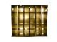 【受注生産品】潤み塗り 納骨壇 扉なしタイプ6列30基 木製仏具 国内自社工場制作品(商品番号11221u)
