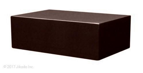 【寺院仏具】黒塗り 箱型仏像台 幅30cm×高さ10cm×奥行き20cm 安心の国産品 サイズ調整可能です 自社工場にて製作 木製高級寺院仏具通販(受注生産品)(商品番号11103k)