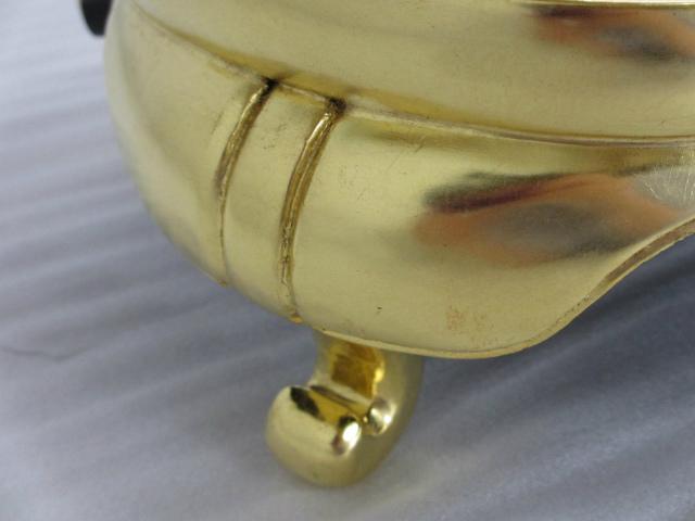 【特別販売品】梅型香盤 劣化有(幅約33cm×高約12.5cm×奥行約32cm) 長期在庫品 木製高級仏具通販 管理番号「5034」