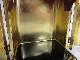 【特別販売品】黒塗り 幅広丸厨子(内寸幅12約cm×高約14cm×奥行約19cm) 長期在庫品 木製高級仏具通販 管理番号「5056」