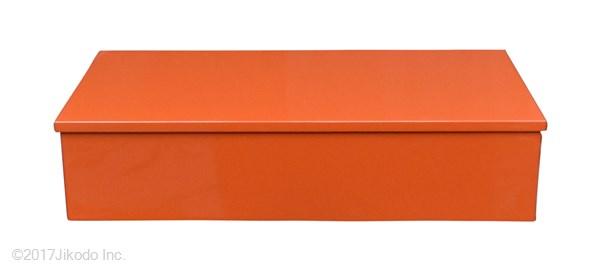 【寺院仏具】黒塗り 仏具増し台(幅45�x高12�x奥30�)サイズ調整可能な自社工場製作品 椅子式にも対応(受注生産品)(商品番号10141k)