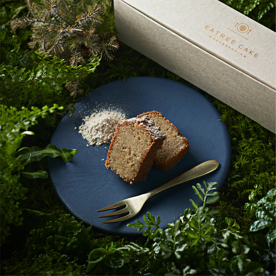 EATREE CAKE - 木から生まれたケーキ -