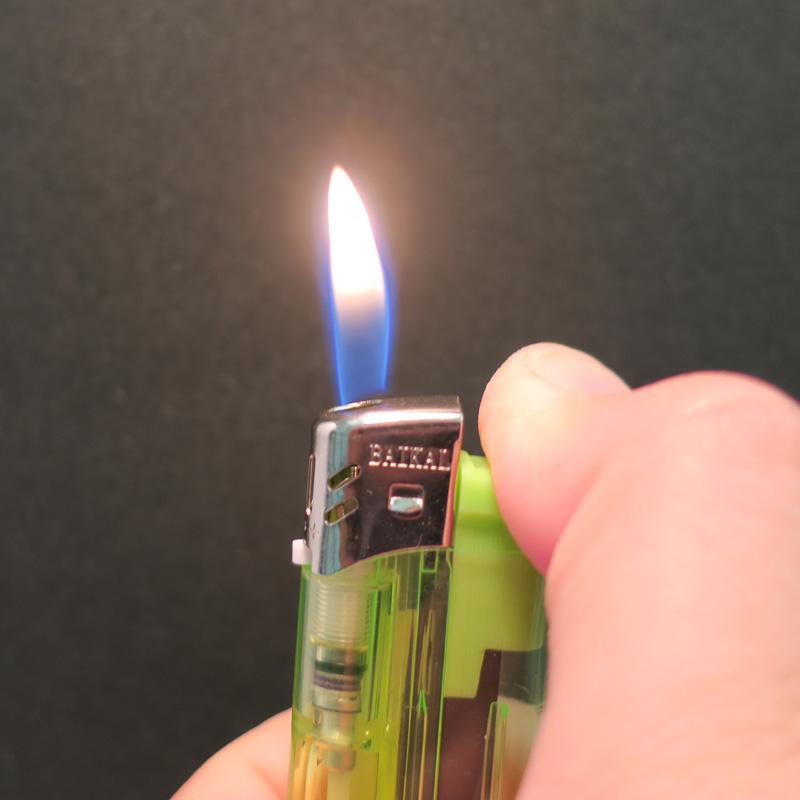 激安 特売荷重式(プッシュ式)電子ライター 第二弾