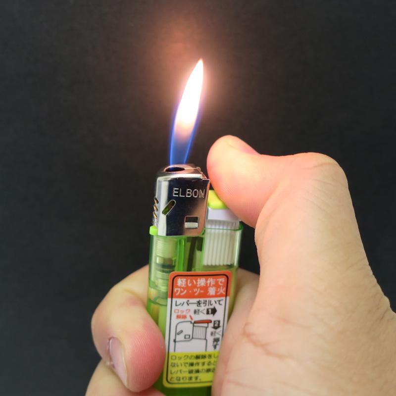 リーイン ELBON 電子ライター (D-72CR)