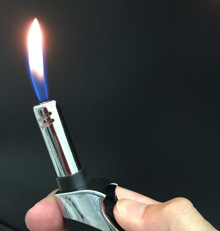 ライテック 着火が軽い 注入式点火棒 ハーフムーン�