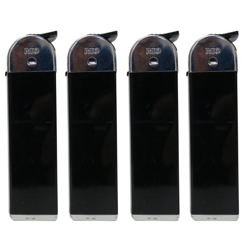タイメリー CR RIO� 黒 スライド式電子ライター
