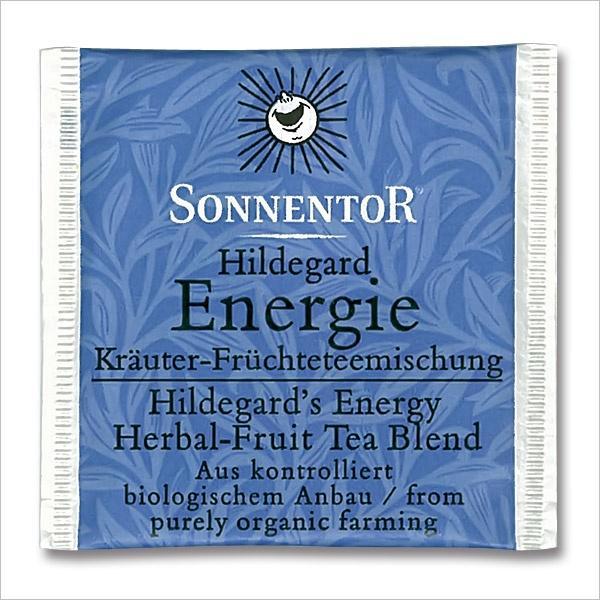 ヒルデガルト エネルギーのお茶