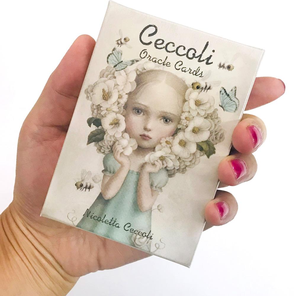チェッコリオラクルカード