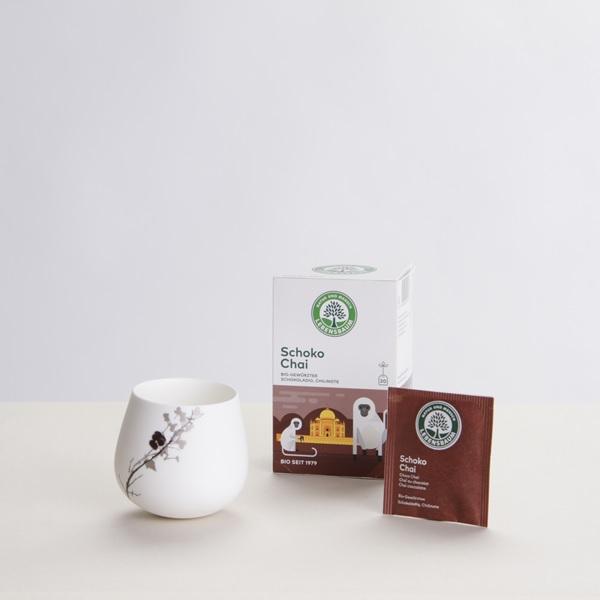 レーベンスバウム オーガニック チョコレートチャイティー