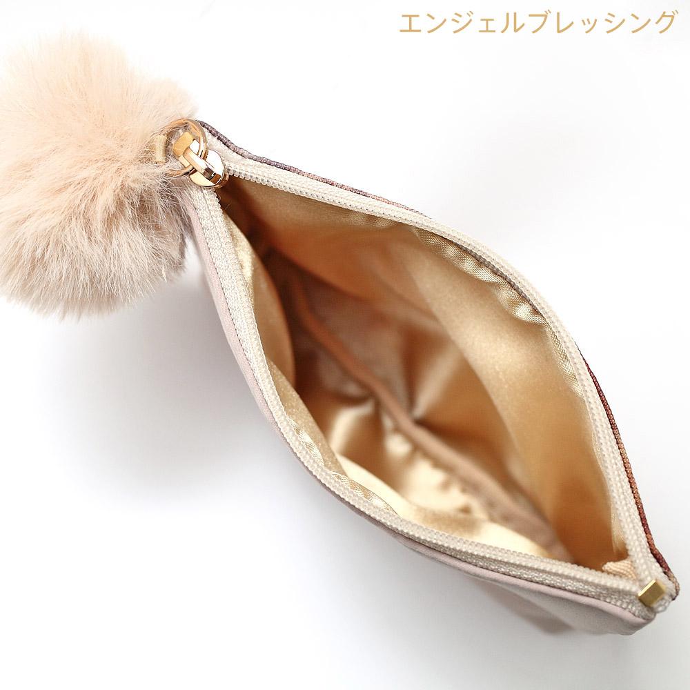 ティッシュポーチ(2種)
