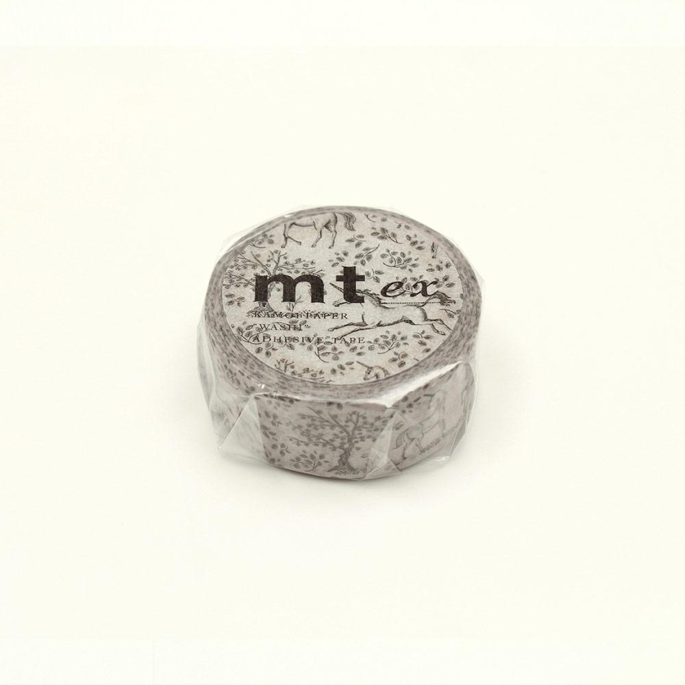 mt マスキングテープ/mt ex ヴィンテージ・ユニコーン