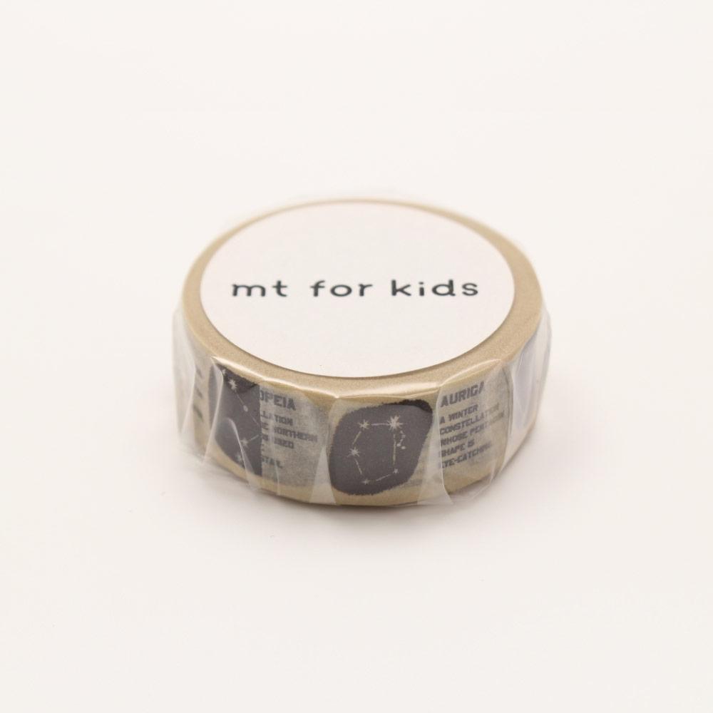 mt マスキングテープ/mt for kids 星座