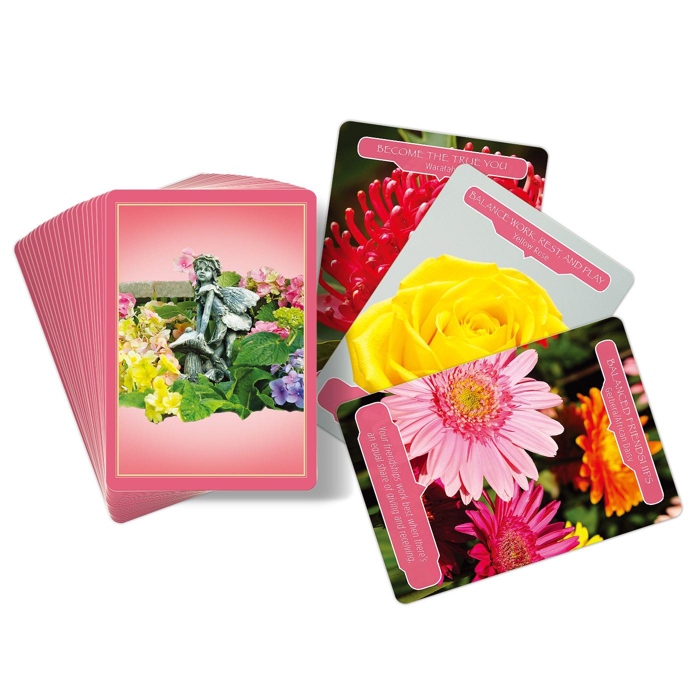【在庫限り】フラワーセラピーオラクルカード