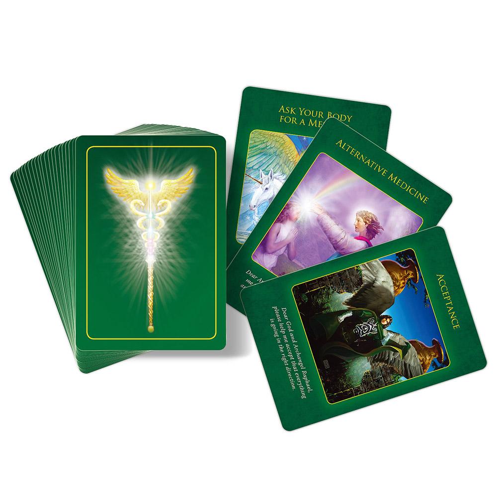 【再入荷】大天使ラファエルオラクルカード