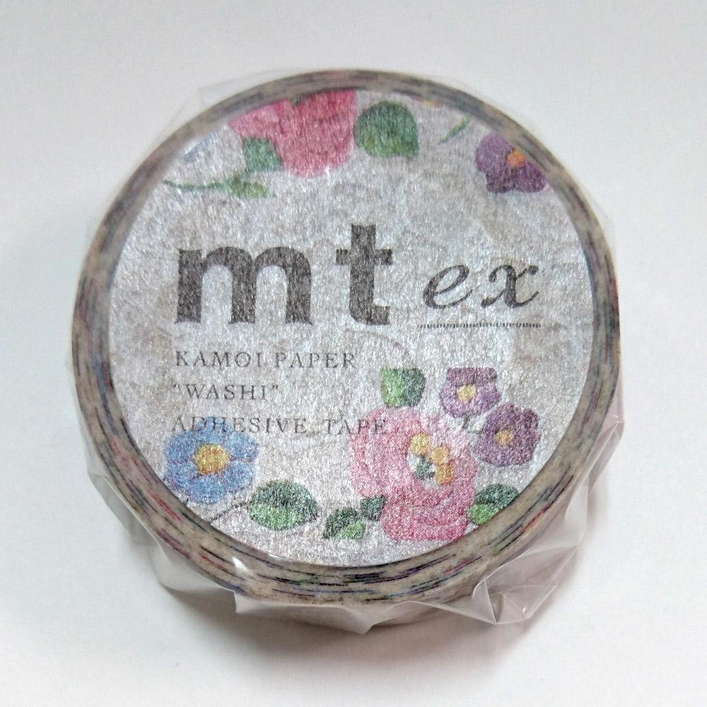 mt マスキングテープ/レース・カロチャ