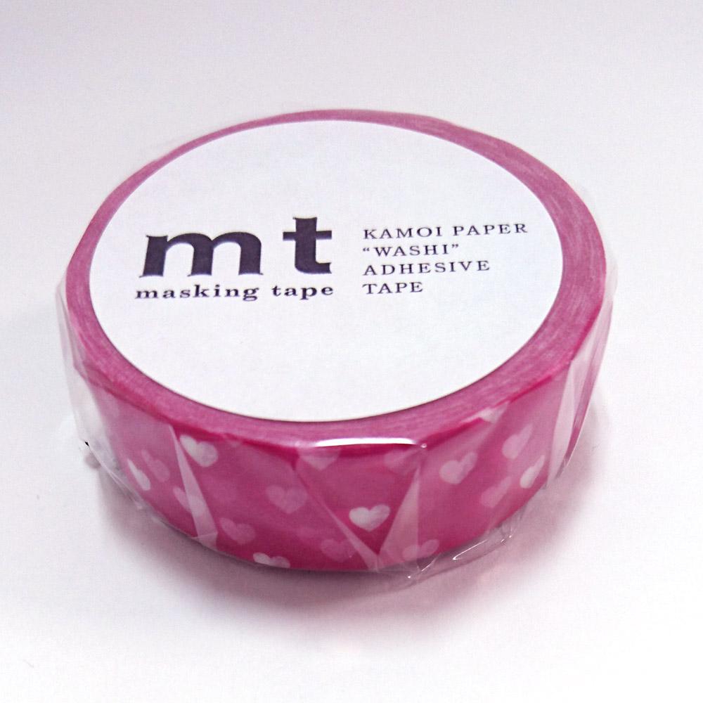 mt マスキングテープ/ハート・スポット ※在庫限り