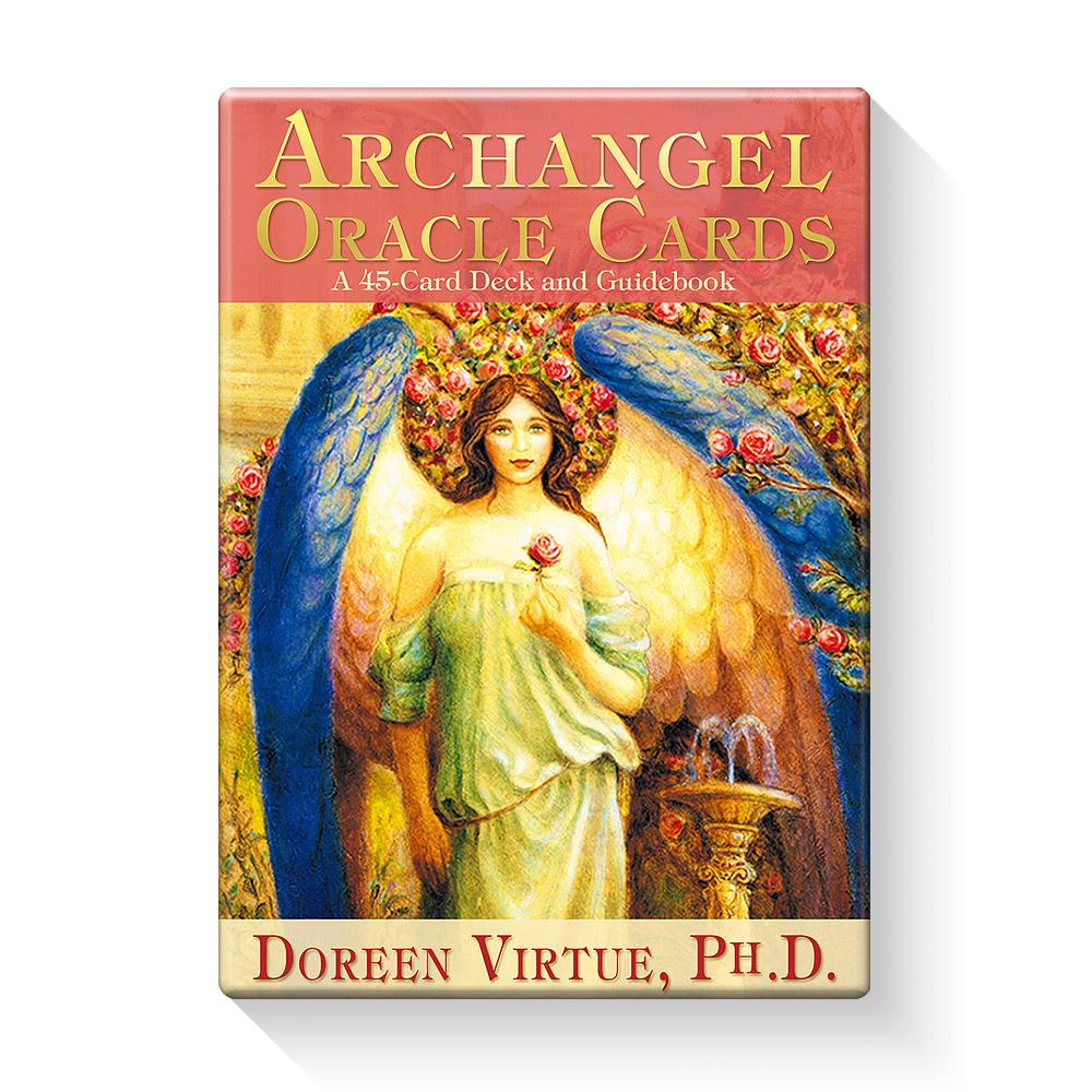 【再入荷】大天使オラクルカード