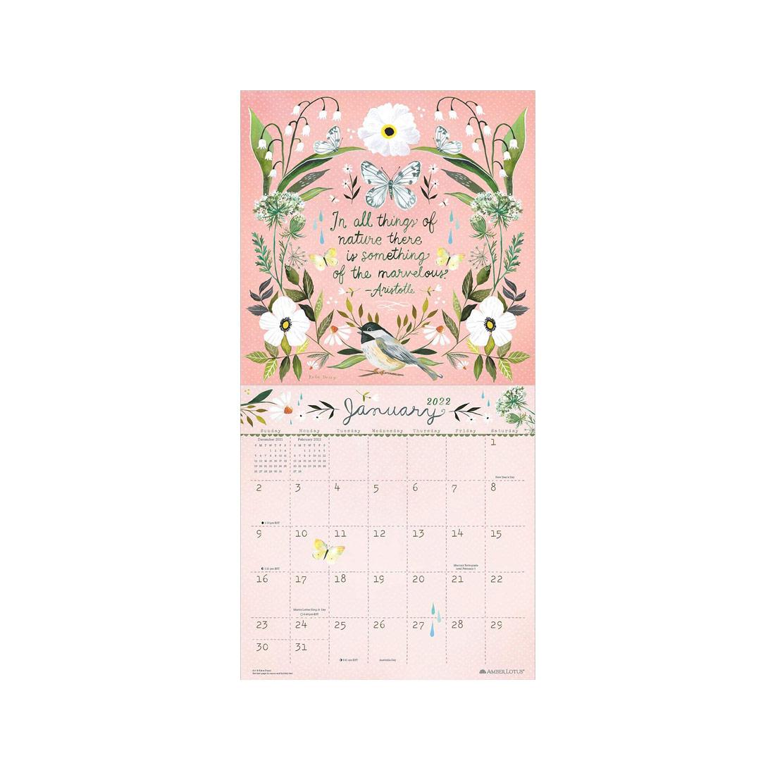 ケイティ・デイジーカレンダー2022