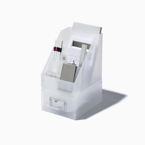 ライクイット A6ファイルユニット(浅) ホワイト like-it MX-60