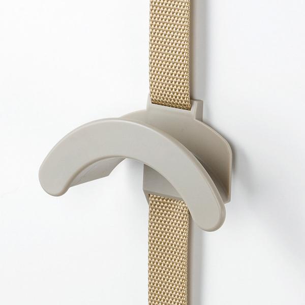 ライクイット Door Hook ベージュ like-it NDH-03