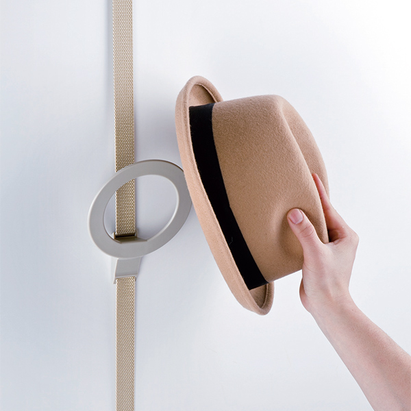 ライクイット Door Hook ベージュ like-it NDH-04