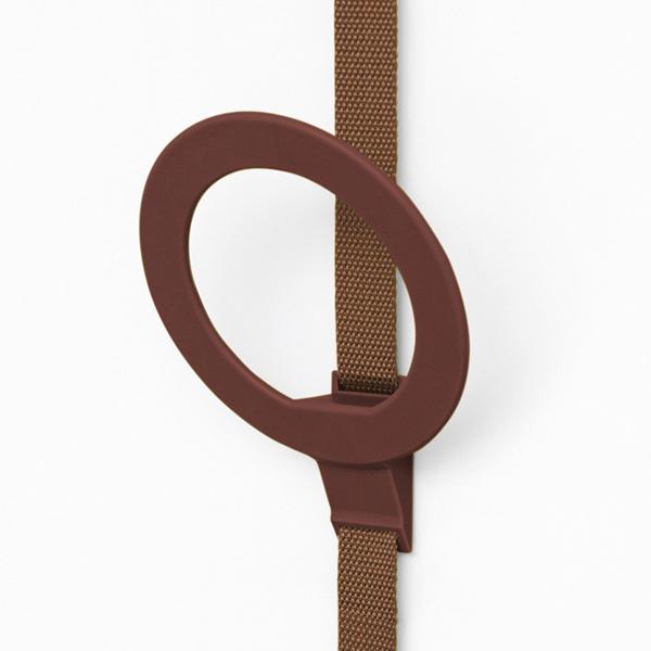 ライクイット Door Hook ブラウン like-it NDH-04