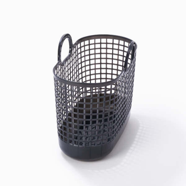 ライクイット タウンバスケット グレー like-it LBB-09C