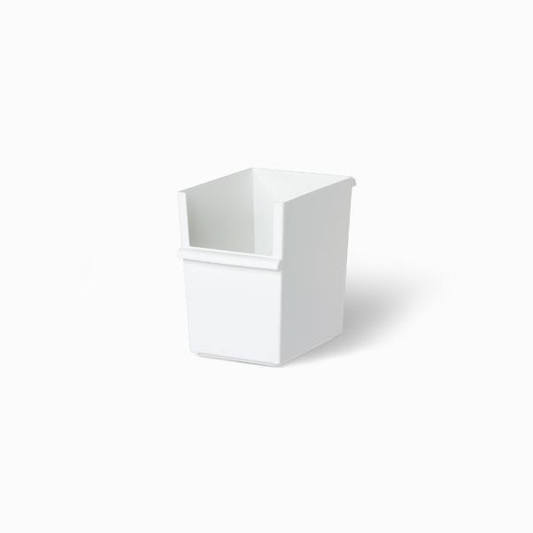 ライクイット コンテナースリム(深) ホワイト like-it JT-04