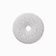 ライクイット Natural Absorbent60 調湿保存できる珪藻土リング ホワイト like-it KSD-12
