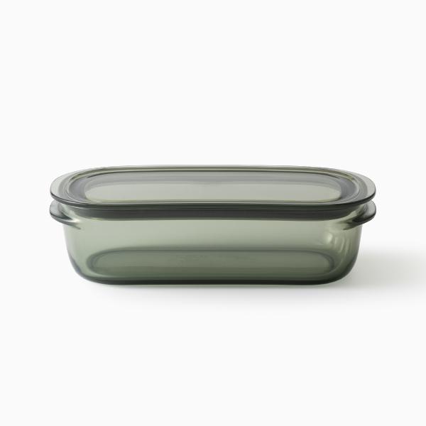 調理ができる保存容器 M グリーン