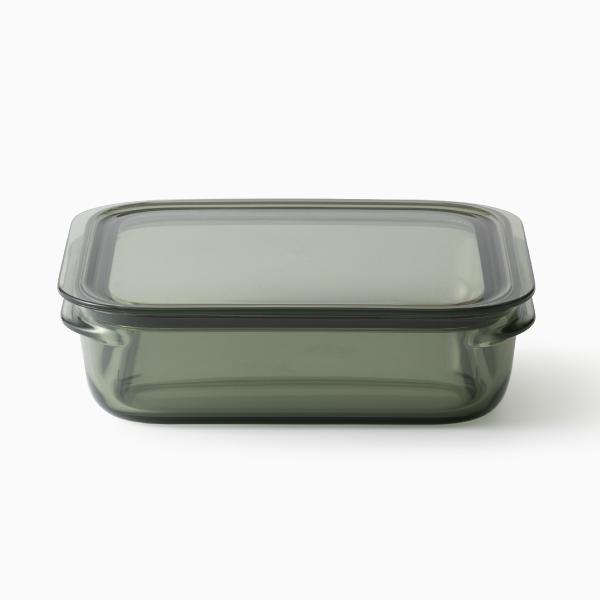 調理ができる保存容器 L グリーン