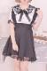【MA*RS】三角配色レースブラウス - ホワイト size-F