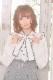 【MA*RS】フリルリボンブラウス - ホワイト size-F