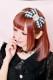 【Princess Melody】♪パールハートレースチョーカー♪ - BLK/BLK size-F